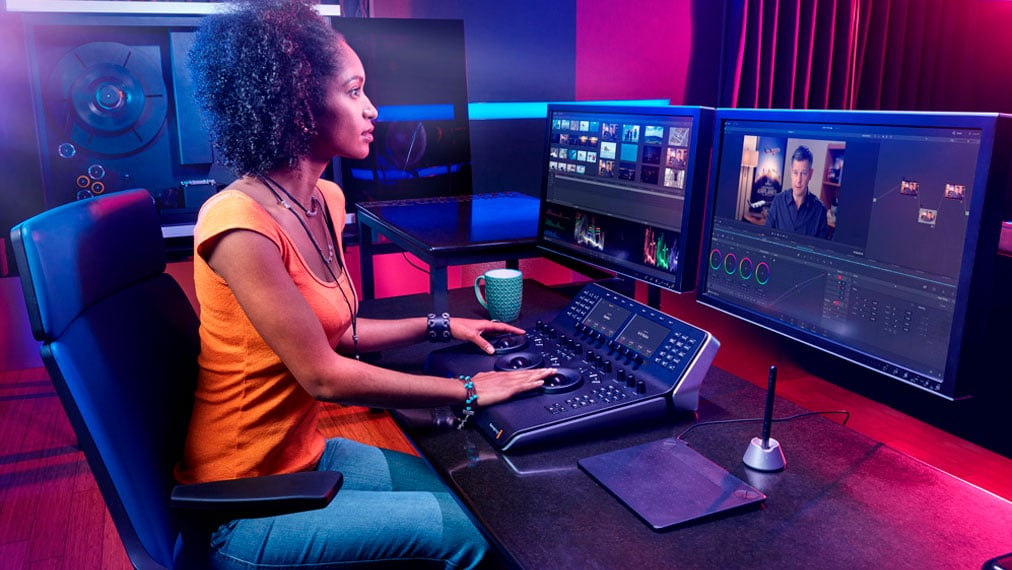 Tangram Solutions Video editing