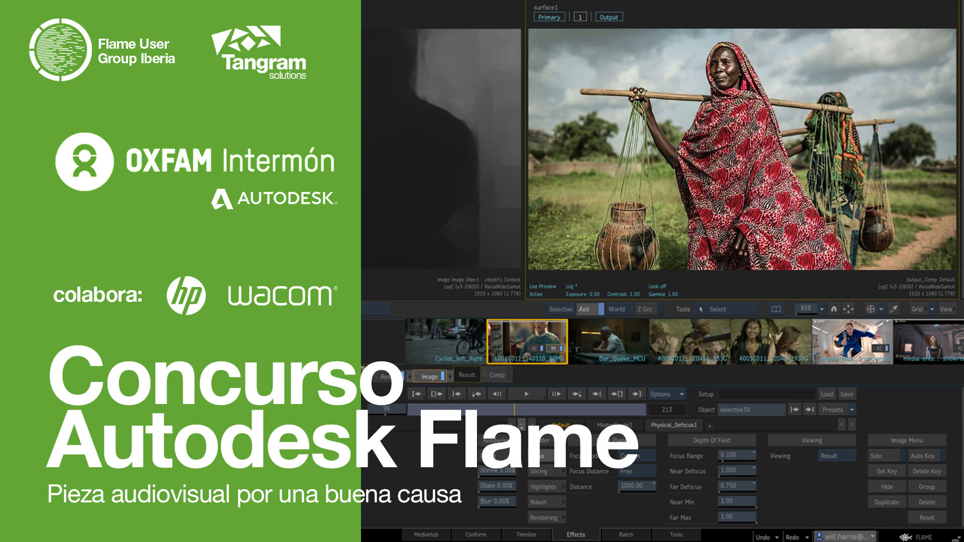 Tangram Solutions BASES CONCURSO Oxfam