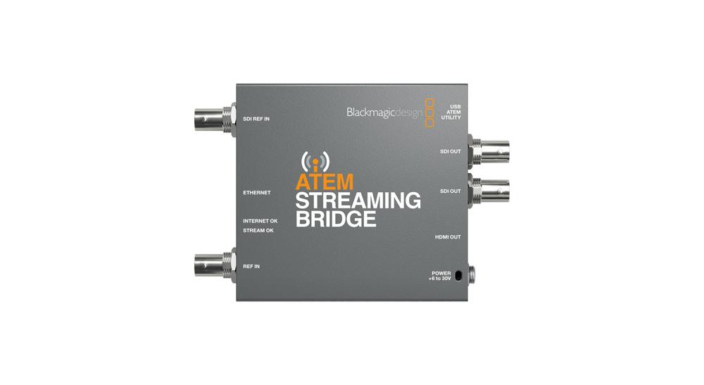 Tangram Solutions ATEM Mini Pro ISO y ATEM Streaming Bridge